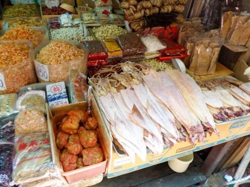 Old Market in Bangkok