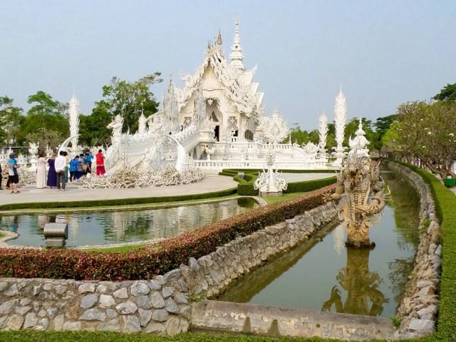 Tempelanlage Chiang Rai