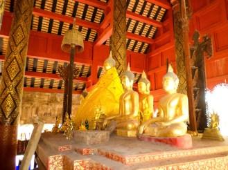 Vihara im Wat Phra That Lampang Luang