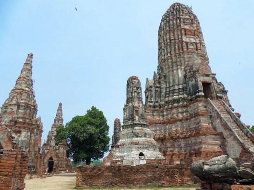 Wat Chai Watthanaram Tempel