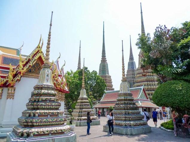 Anlage Wat Pho