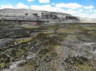 Patahuasi Felsformationen