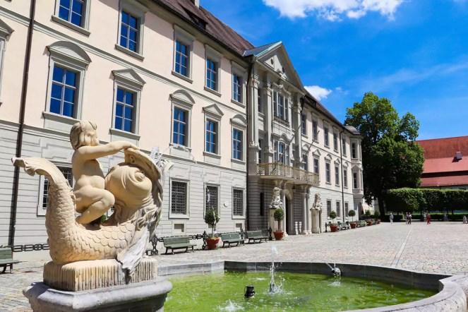 Fürstbischöfliche Residenz in Eichstätt