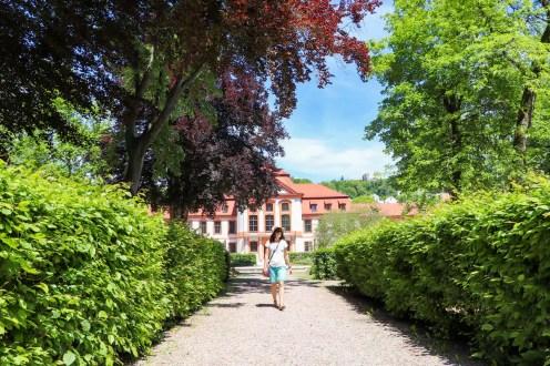 Hofgarten in Eichstätt