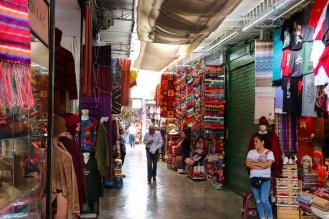 Indian Market in Miraflores