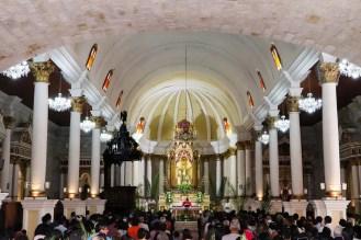 Iglesia de San Agustín (Arequipa) - Innen