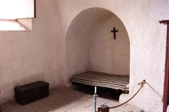 Klosterzelle im Kloster Santa Catalina
