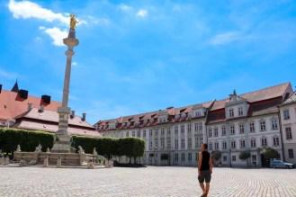 Marienbrunnen in Eichstätt