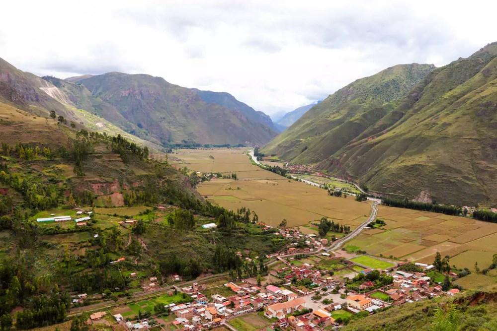 Mirador Taray Sacred Valley Peru
