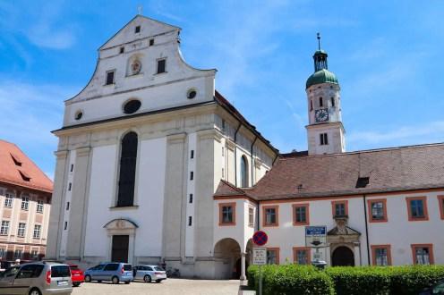 Schutzengelkirche in Eichstätt
