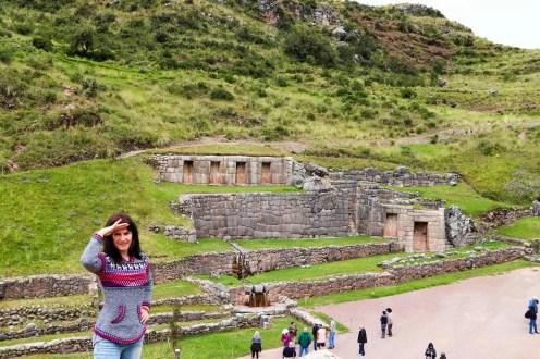 Tambomachay in Peru