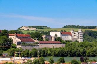 Willibaldsburg vom Aussichtspunkt