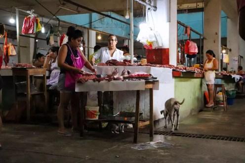 Belén Market Iquitos