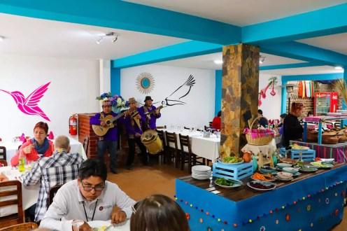 El Balcon de Don Zacarias Restaurant in Chivay
