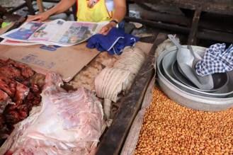 Gürteltier Belen Market
