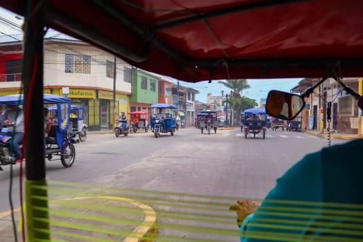 Mototaxi Iquitos