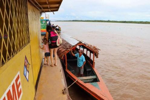 Motorboot Nauta