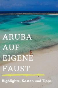 Aruba auf eigene Faust