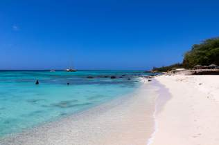 Traumhafter Boca Catalina Strand