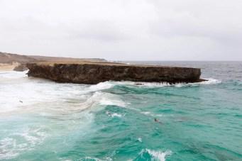 Teilweise hohe Wellen auf Boca Keto