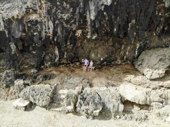 Eingang Quadirikiri Cave