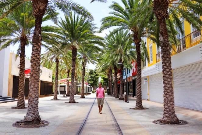 Aruba Downtown Oranjestad