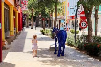 Main Street Oranjestad