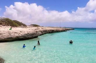 Malmok Beach auf Aruba
