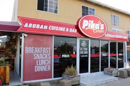Pika´s Corner Restaurant Aruba