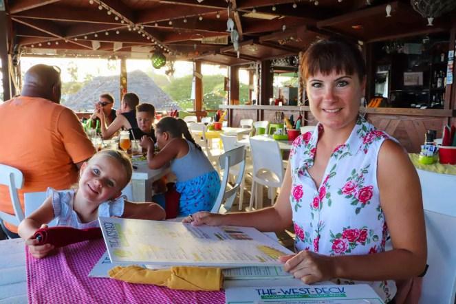 West Deck Restaurant Aruba