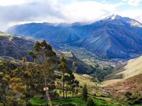 MachuQolqa Viewpoint