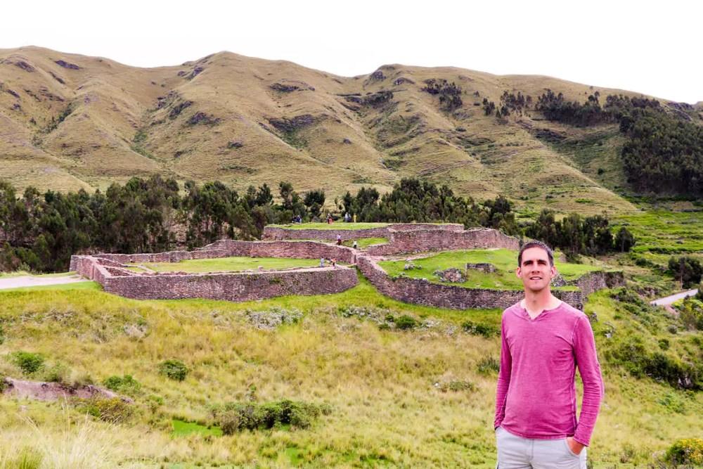 Puca Pucara Peru