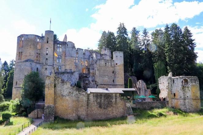 Burg Beaufort