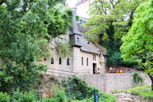 Quirinuskapelle