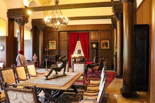 Rittersaal Burg Cochem