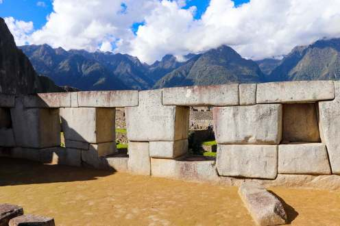 Tempel von den 3 Fenstern