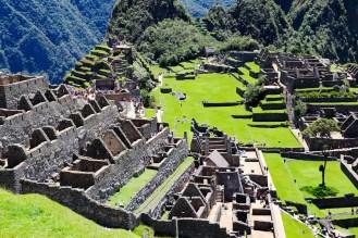 Zitadelle Machu Picchu