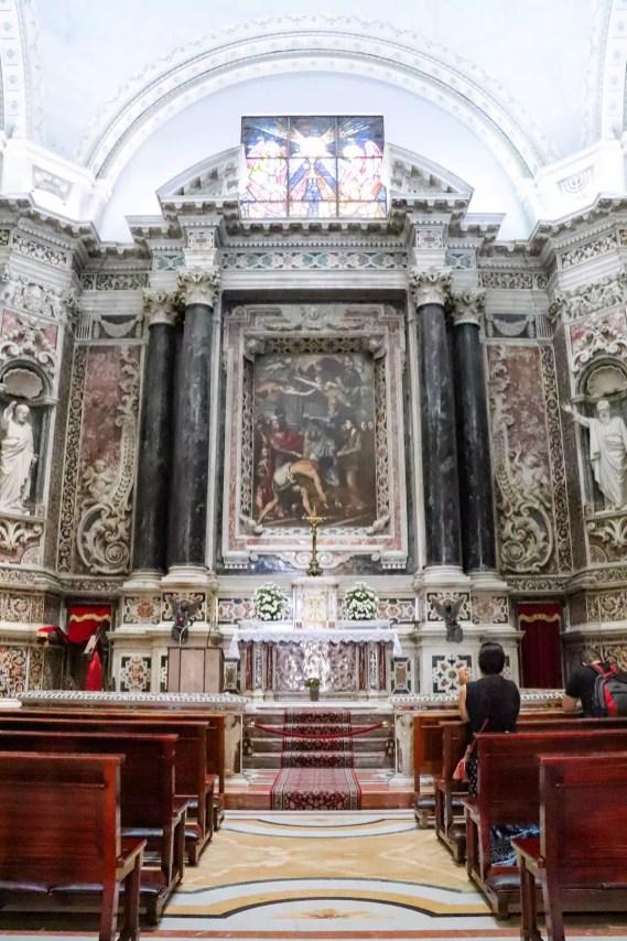Kathedrale Reggio Calabria