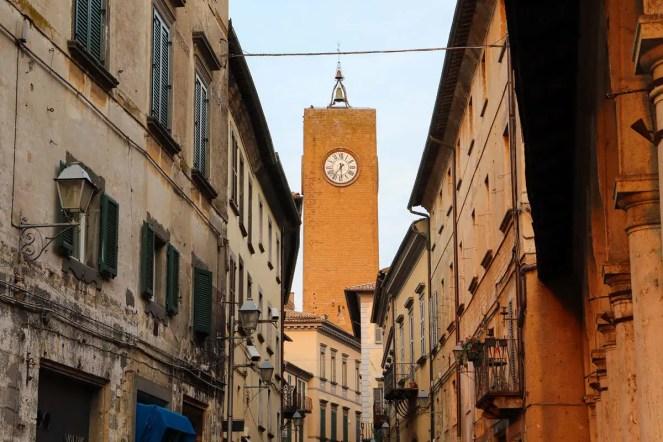 Torre del Moro in Orvieto