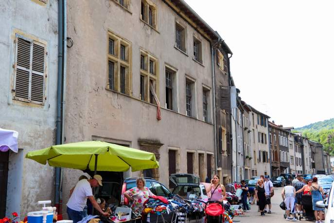 Altweiser Haus in Sierck-les-Bains