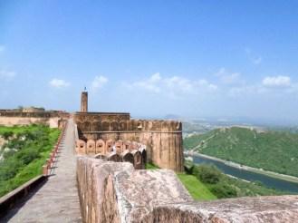 Aussicht Jaigarh Fort