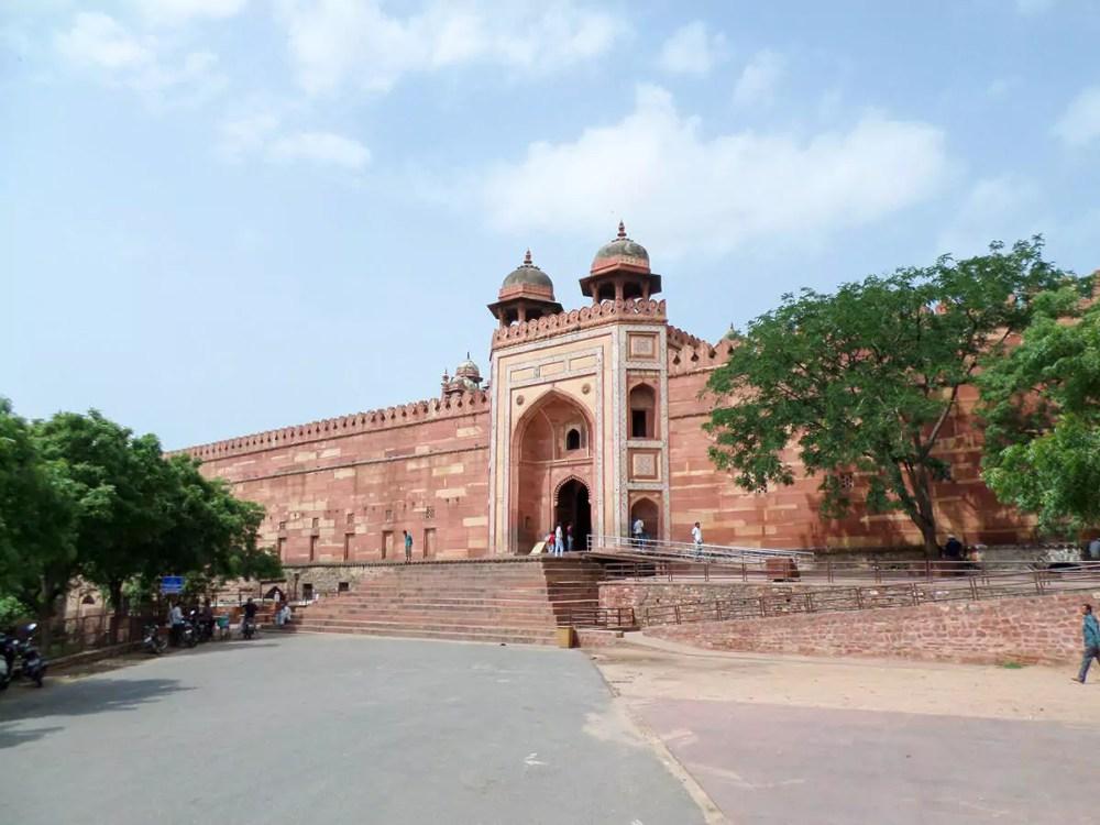 Königstor - Badshahi Darwaza Fatehpur Sikri