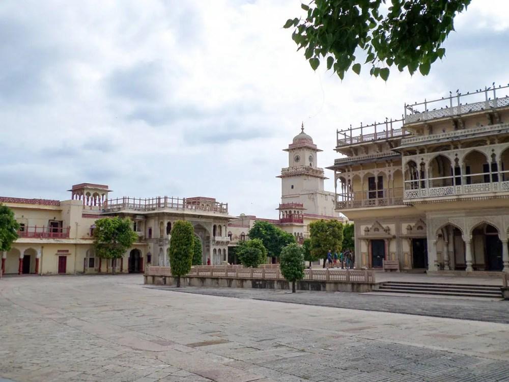 Mubarak Mahal City Palast Jaipur