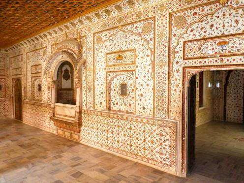 Phool Mahal Junagarh Fort
