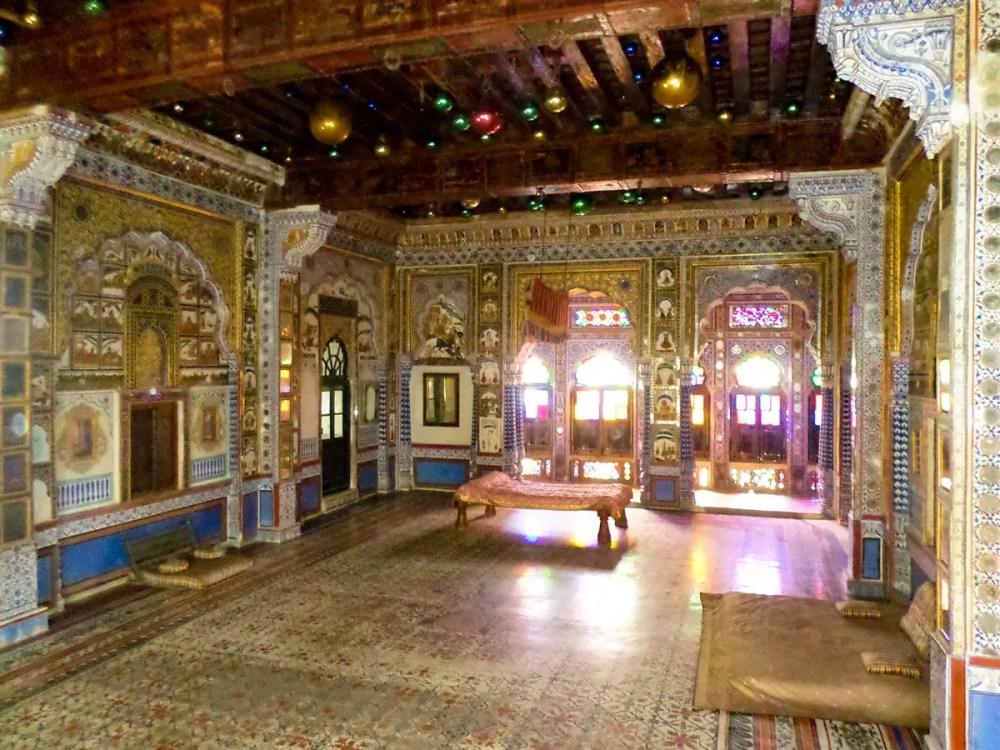 Takht Vilas Mehrangarh Fort