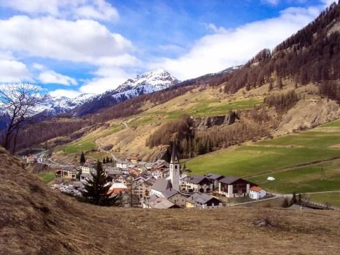 Ardez Schweiz