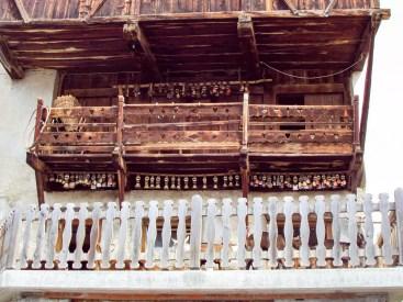 Balkon Haus Guarda