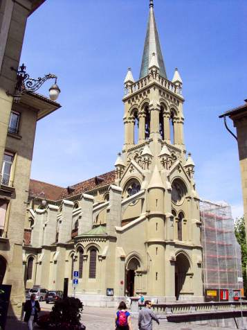 St. Peter und Paul Kirche Bern