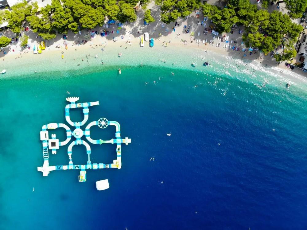 Aquapark Makarska
