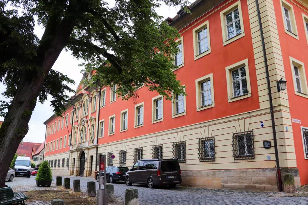 Deutschordenschloss Dinkelsbühl